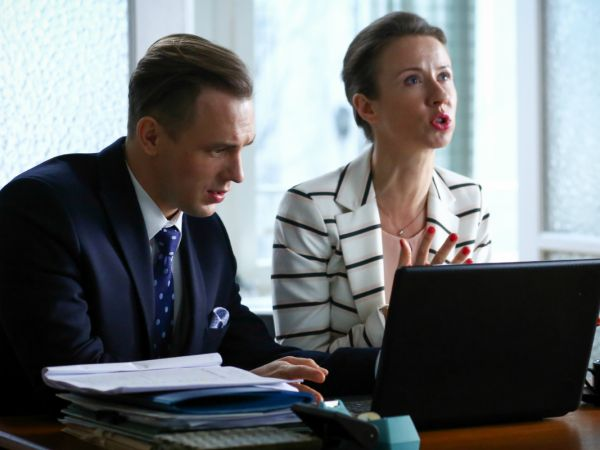 Niełatwe życie Krzyśka Małeckiego – VI sezon – odc. 2