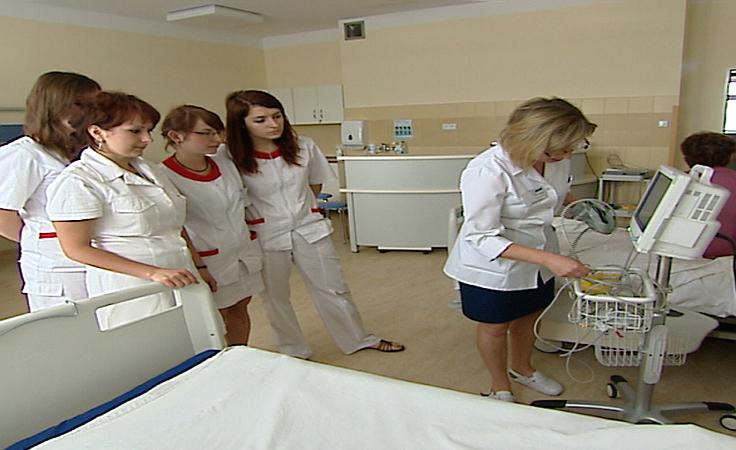 Pielęgniarki szkolą się i zdobywają nowe specjalizacje