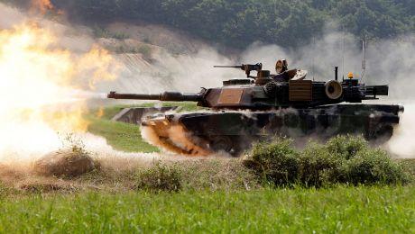 Do Polski i innych państw naszego regionu ma trafić ciężki sprzęt pancerny (fot. Chung Sung-Jun/Getty Images)