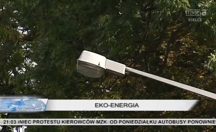 Wymienią 1400 lamp ulicznych na energooszczędne