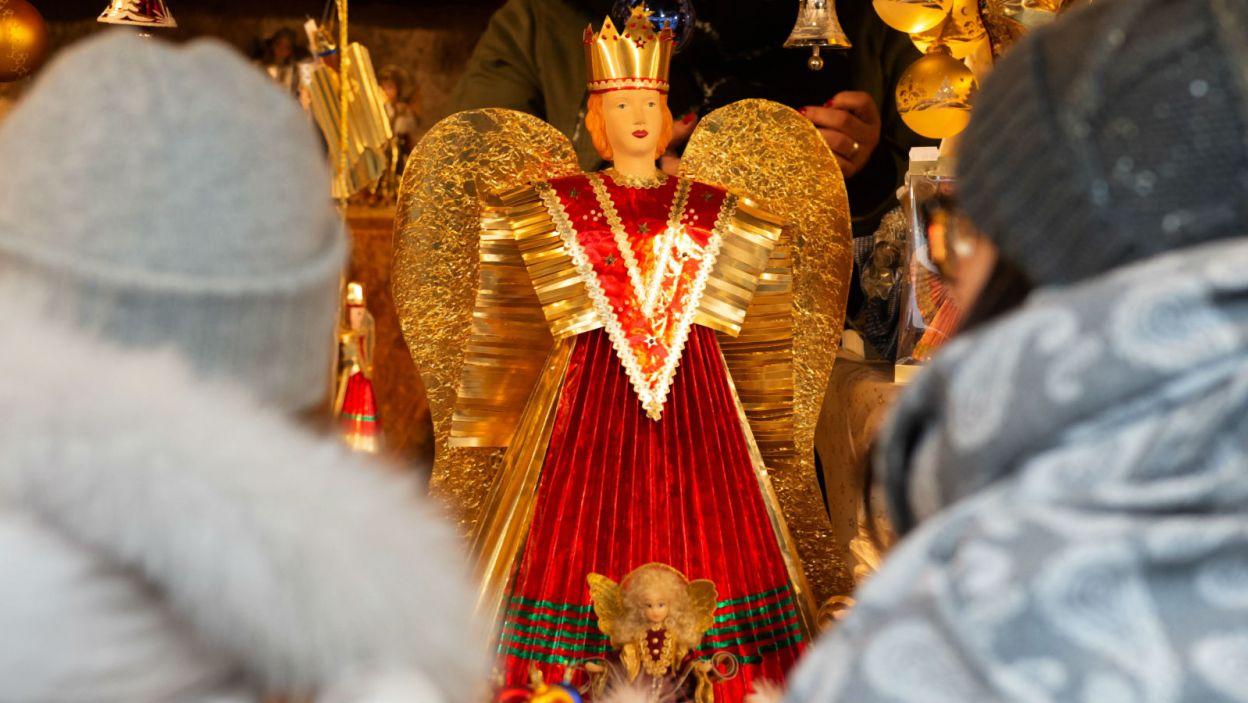 Jarmark jest organizowany od 1628 roku i należy do najstarszych w Niemczech (fot. PAP/EPA)