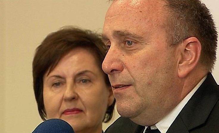 Grzegorz Schetyna w Rzeszowie negocjacjach z Komisją Europejską