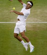 Roger Federer (fot. Getty Images)