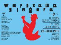 Festiwal Kultury Żydowskiej w Warszawie