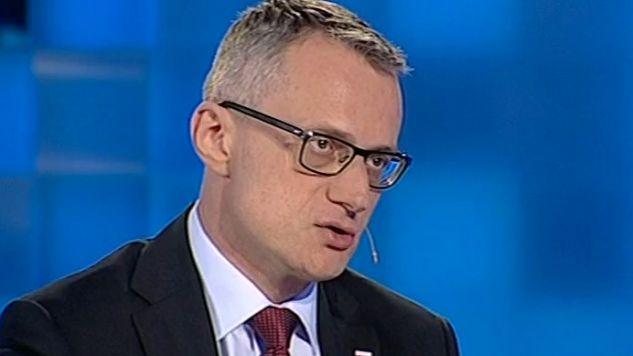 Marek Magierowski zapowiedział w TVP Info, że wkrótce eksperci prezydenta przedstawią projekt ustawy frankowej (fot. TVP)