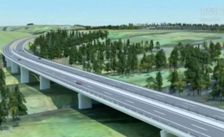 Cały 16,7-kilometrowy odcinek zakopianki ma być oddany do użytku do 2021 roku