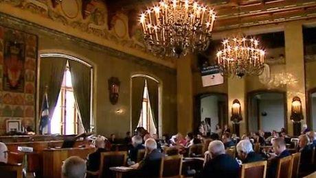 Burzliwa sesja Rady Miasta Krakowa