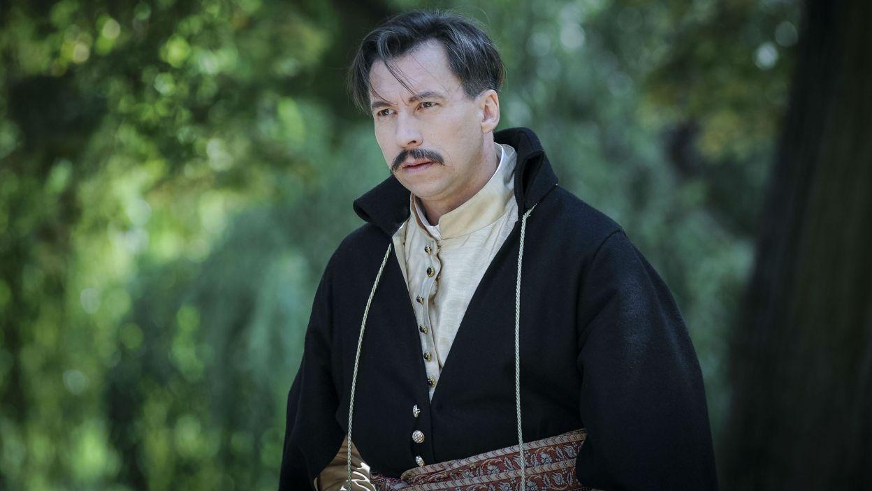 Tytułową rolę Tadeusza Reytana, posła ziemi nowogródzkiej,  zagrał Mirosław Haniszewski (fot. Natasza Młudzik/TVP)