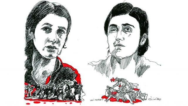 Jazydki Nadia Murad i Lamiya Aji Bashar laureatkami nagrody im. Sacharowa