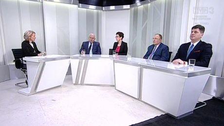 21.01.2018, Robert Paluch PiS, Katarzyna Osos PO, Stanisław Iwan Porozumienie, Paweł Pudłowski Nowoczesna