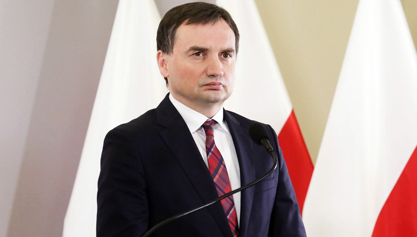 Minister Zbigniew Ziobro był zaskoczony wyrokiem za zniewolenie i torturowanie 18-latka (fot. arch.PAP/Tomasz Gzell)