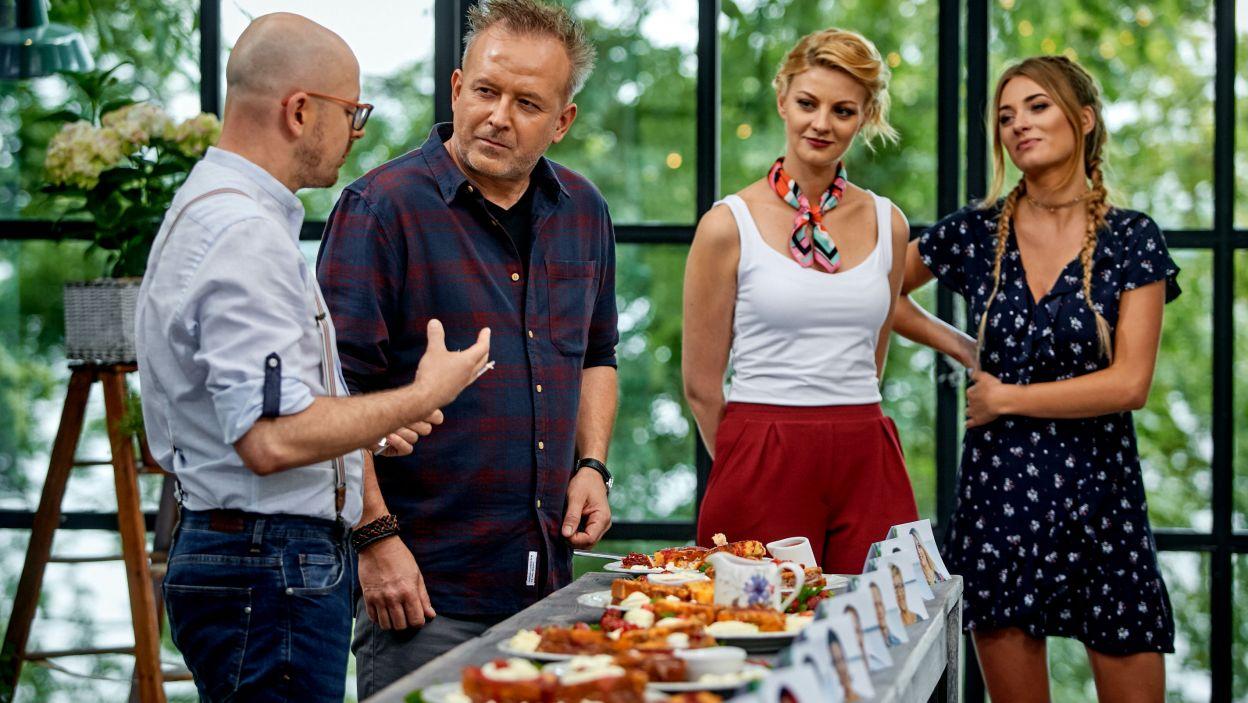 Który tost wypadł najlepiej? (fot. TVP)