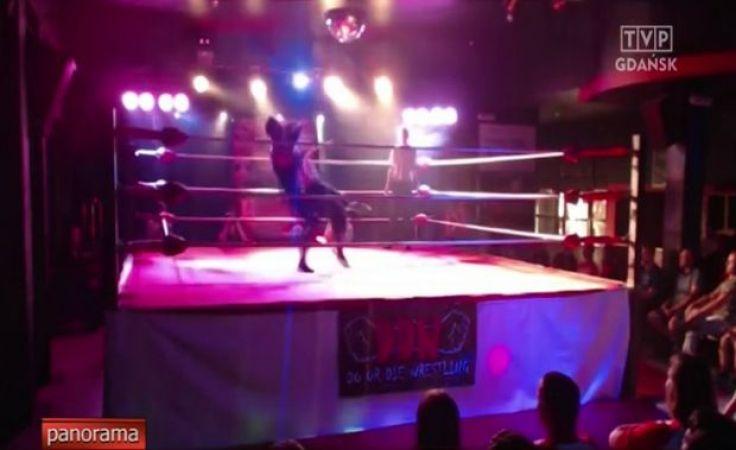 W Gdańsku powstała pierwsza w trójmieście sekcja wrestlingu