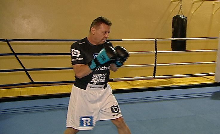 Rzeszowski mistrz boksu wrócił na ring