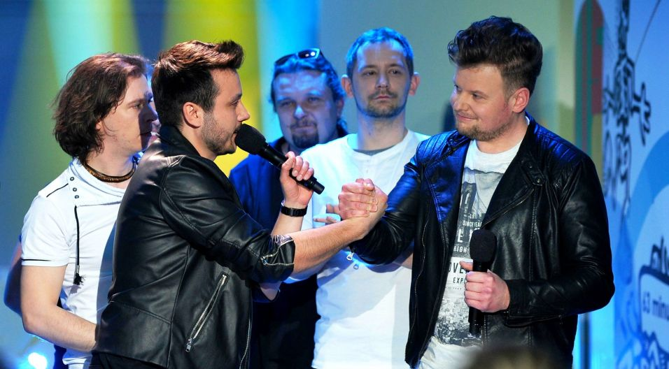 Stosunkiem głosów 2:1 do finału miesiąca awansował Ogień! (fot. N. Młudzik/TVP)