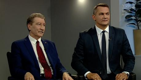 Antoni Duda oraz Tomasz Kostuś