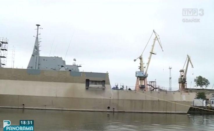 PGZ przejmuje Stocznię Marynarki Wojennej