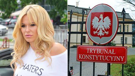 Sędziowie TK rozpatrzyli skargę konstytucyjną piosenkarki Doroty Rabczewskiej (fot. TVP/Marcin Sochacki/wikipedia.org)