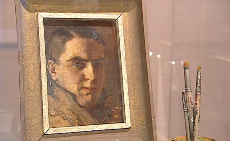 Internetowa akcja kupowania obrazu Mariana Strońskiego