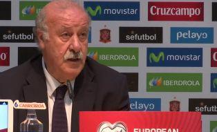 Del Bosque: ewentualny błąd będzie ciężko naprawić