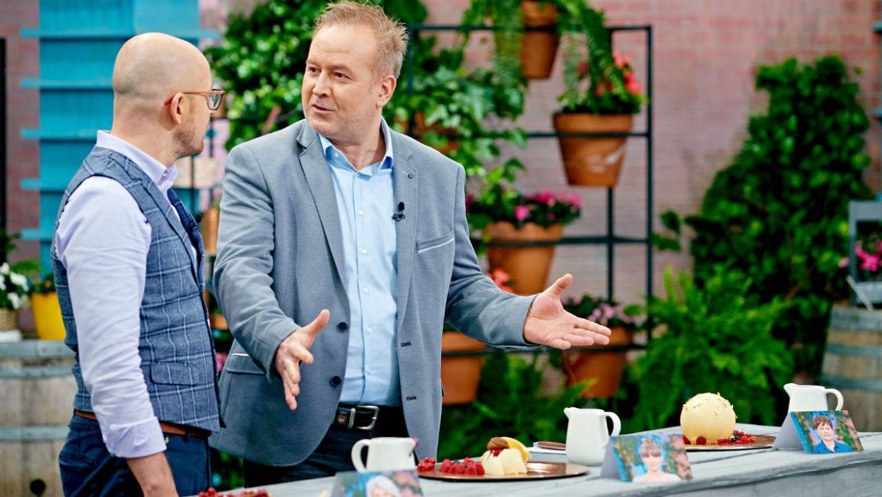 Co wykluje się z tych słodkich jaj? (fot. TVP)