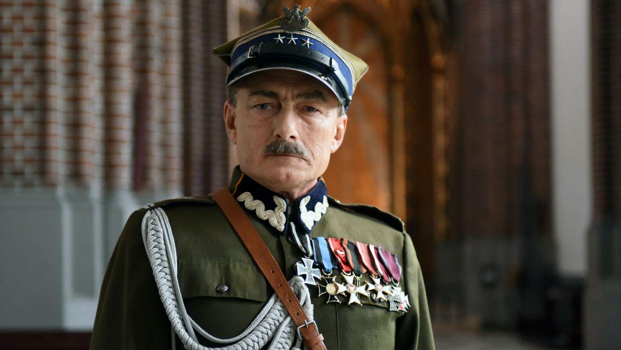 Adam Bauman wystąpił w roli wojewody poznańskiego Ludwika Bociańskiego (fot. Agata Ciołek)