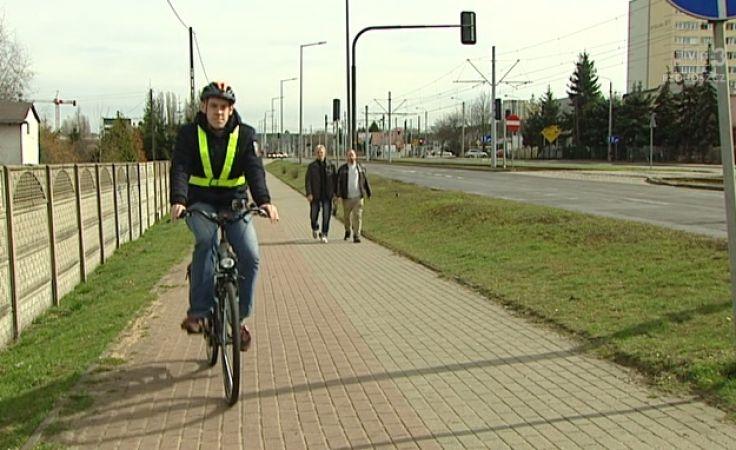 Rowerowa Służba Drogowa działa w Bydgoszczy