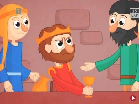 Baw się słowami - Król Popiel