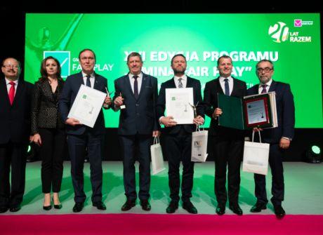 Nagrody dla gmin z Podkarpacia