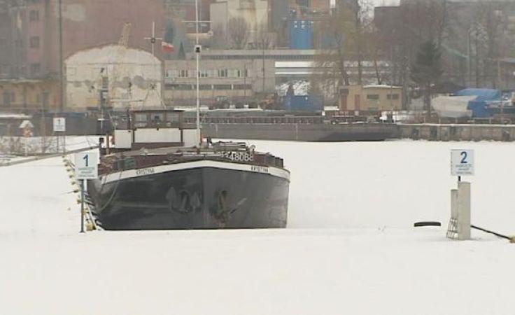 Port Morski w Elblągu w ostatnich latach notuje spadek przeładunków