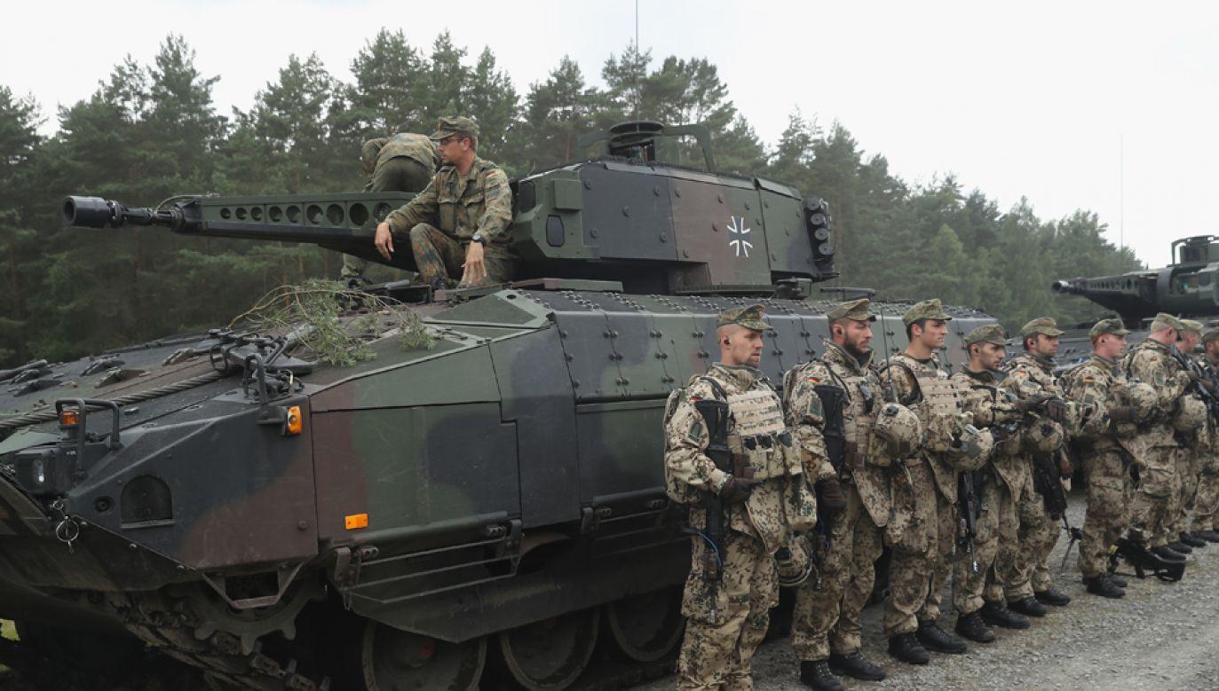 Kontrwywiad ma sprawdzać kandydatów do Bundeswehry (fot. Sean Gallup/Getty Images)