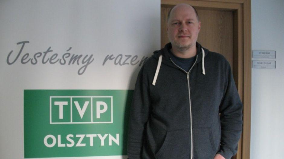 Tomasz Sztachelski, wiceprezes Stowarzyszenia Pomocy Dzieciom i Rodzinie Arka.