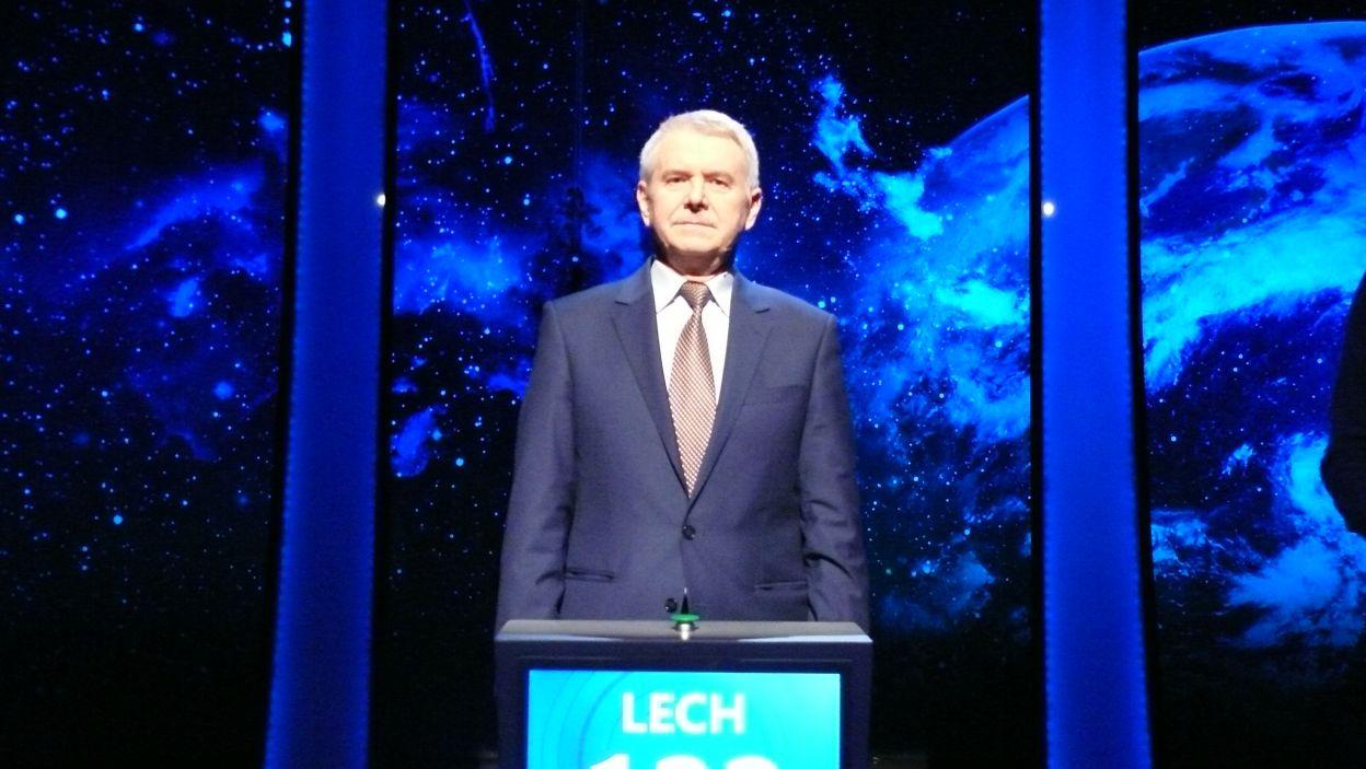 Lech Kucharczyk - zwycięzca 13 odcinka 105 edycji