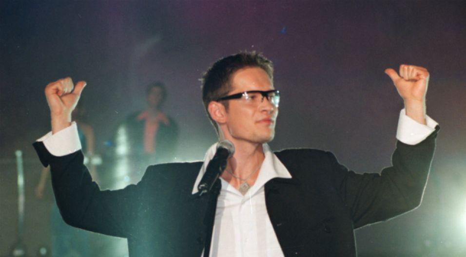 Krzysztof Antkowiak (fot. TVP)