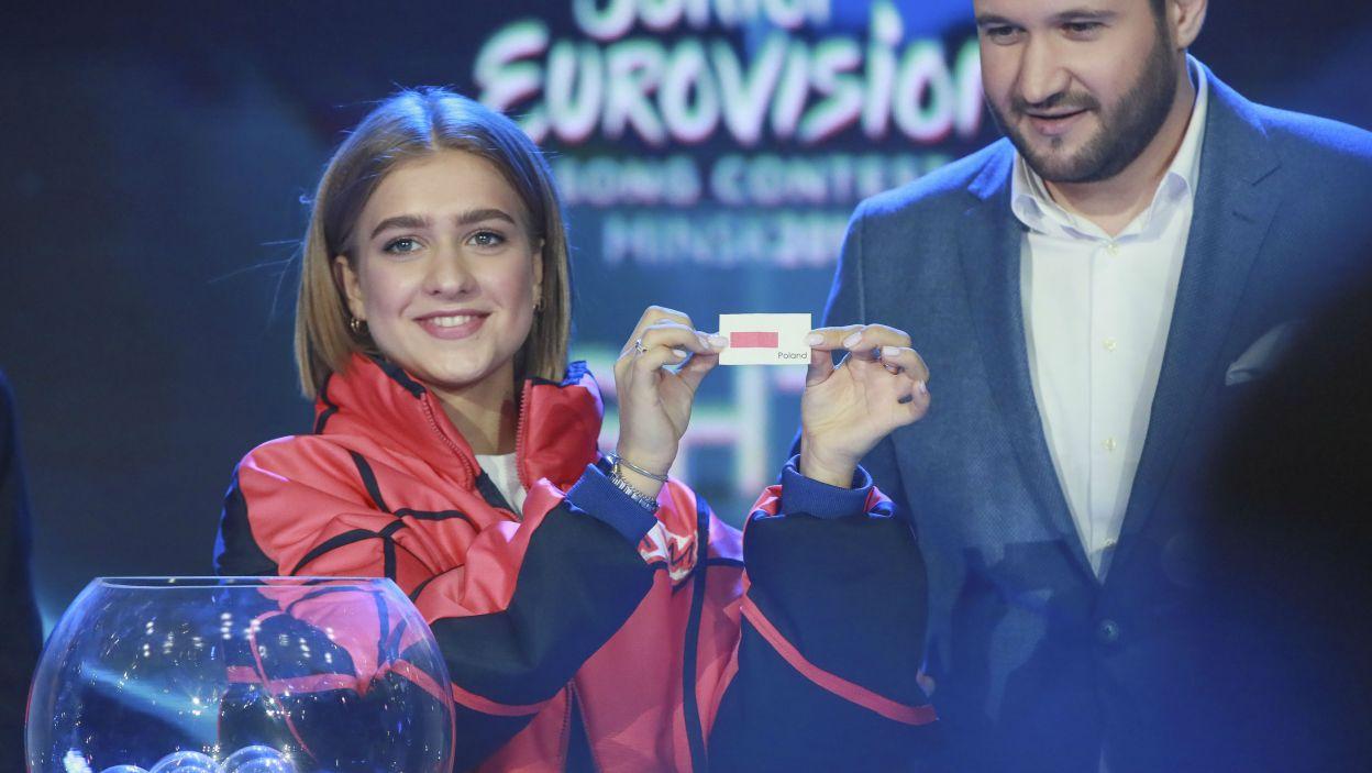 Reprezentantka Polski będzie zamykała konkurs (fot. Andres Putting/Eurovision)