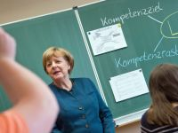 CDU nie skręci na prawo, chociaż traci poparcie. Merkel: nie ma żadnej nowej strategii