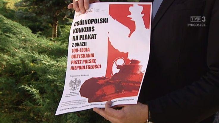 To ogólnopolski konkurs na 100-lecie odzyskania przez Polskę Niepodległości