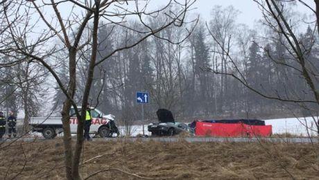Do wypadku doszło w czwartek, 22 marca przed godziną 7:00