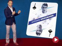 #euroAsy Rafała Patyry: Antoine Griezmann – J♣