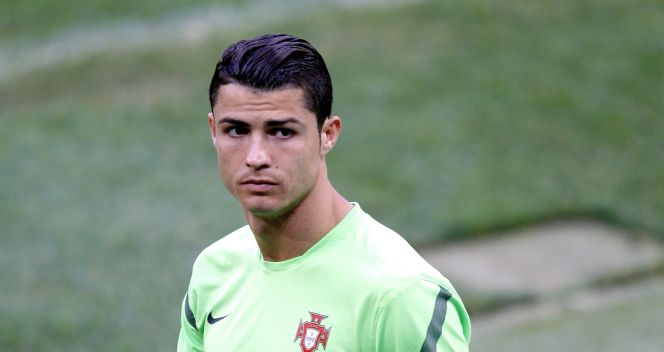 Cristiano Ronaldo (fot. PAP/EPA)