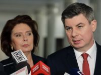 Rzecznik PO broni Hanny Gronkiewicz-Waltz i porównuje ją do Lecha Kaczyńskiego