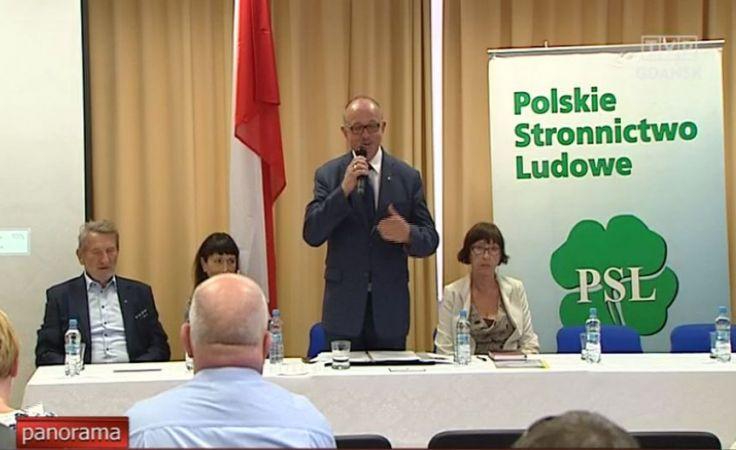 Polskie Stronnictwo Ludowe przedstawia listy