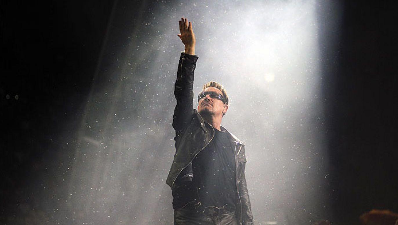 U2 dał cały szereg koncertów na świecie w ramach obchodzonego jubileuszu założenia grupy (fot. flickr.com/Anna Kovylina)