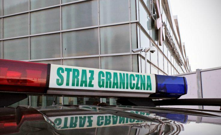 Fot: Materiały prasowe straży granicznej/www.nadwislanski.strazgraniczna.pl