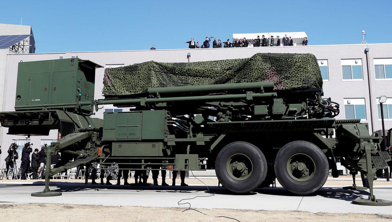Już za kilka dni umowa na dostawę Patriotów (fot.  REUTERS/Kiyoshi Ota/Pool)