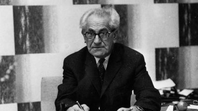 Historia w Jedynce: Fritz Bauer. Sam pośród swoich