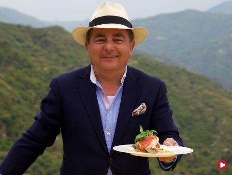 Makłowicz w podróży, Włochy – Sycylia – Cukier, sól i wino