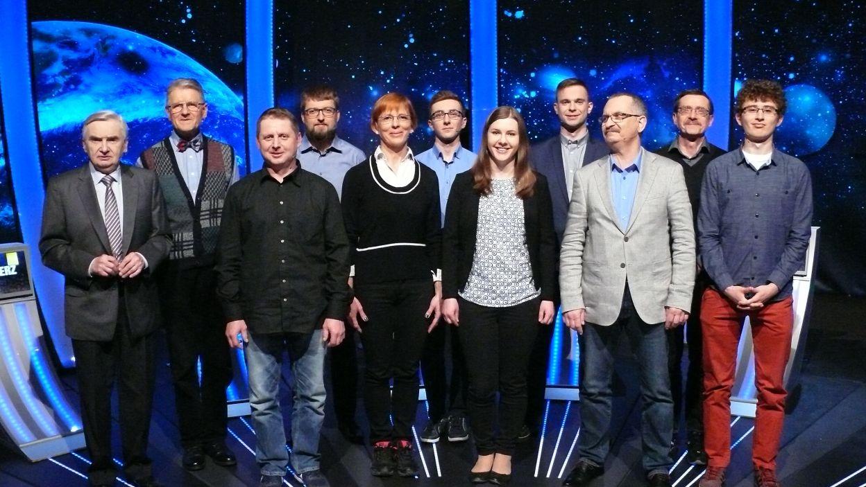 Uczestnicy 16 odcinka 99 edycji