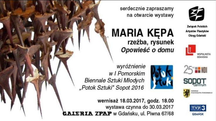 Cykl wystaw w Galerii ZPAP w Gdańsku
