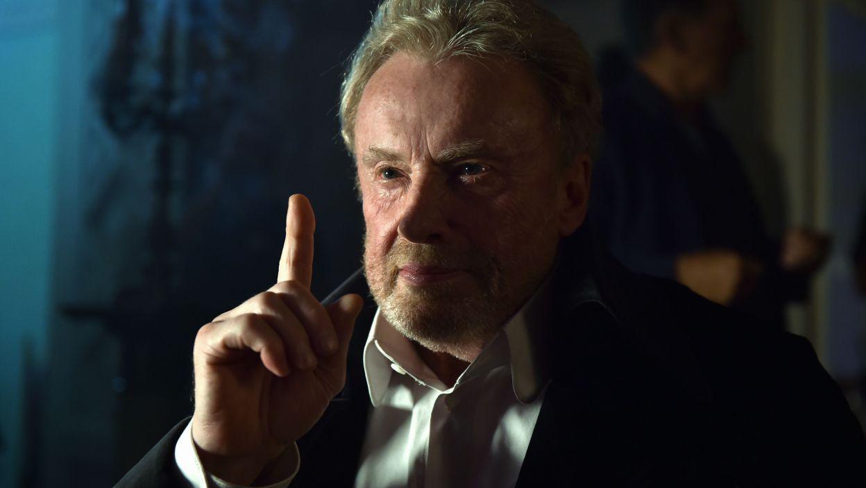 Daniel Olbrychski wcieli się w rolę Generała (fot. Ireneusz Sobieszczuk/TVP)
